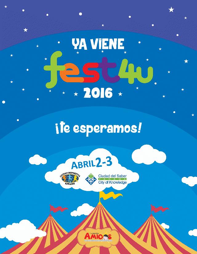 Viene el Fest 4U