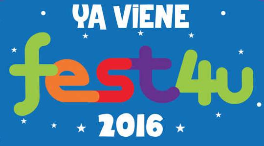 Ya viene el Fest 4U