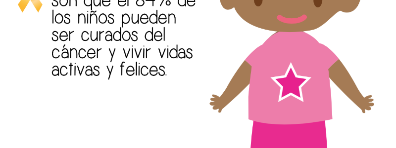 Infografía sobre Cáncer Infantil en el Mundo