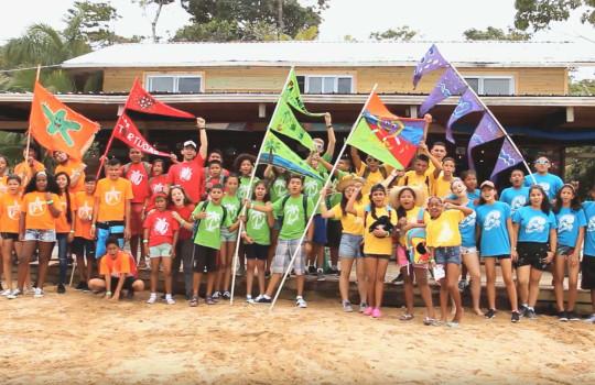 Bocas es amor – Campamento de verano 2017