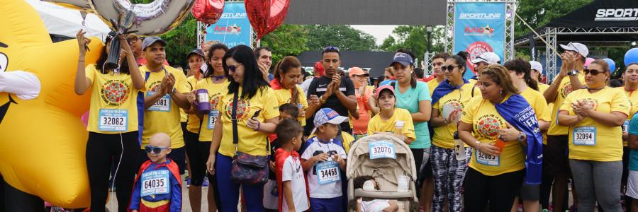 53,365 vueltas de amor en Ciudad Panamá