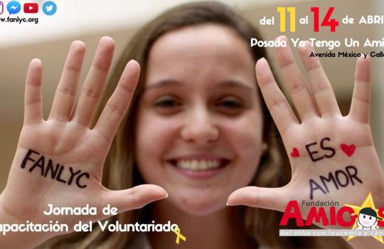 Jornada de Capacitación de Voluntariado 2018