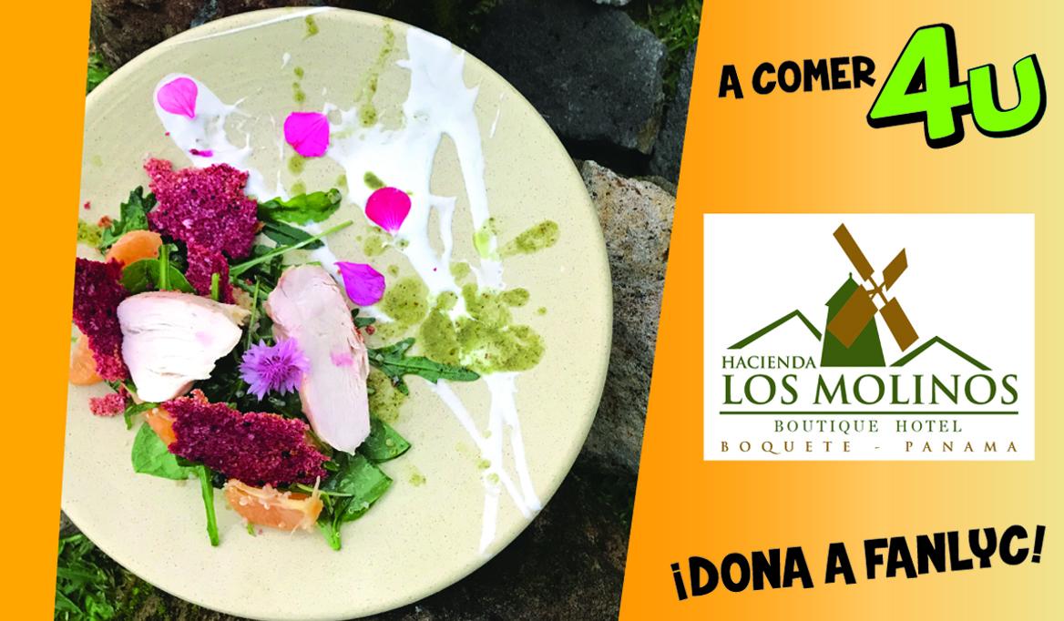 LOS MOLINOS - A Comer 4U