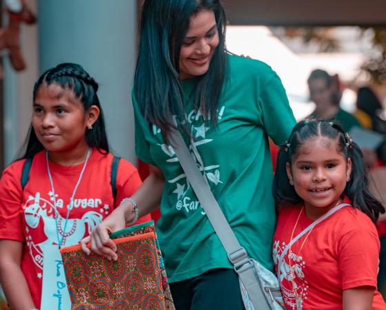 A Jugar en Navidad – Fiesta para los niños